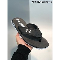 New Under Armour Fat Tire Sandal Men's and women's UA Slippers Beach shoes