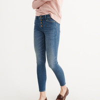 Womens Super Skinny Ankle Jeans | Womens New Arrivals | Abercrombie.com
