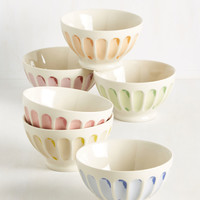 Home on the Graze Bowl Set | Mod Retro Vintage Kitchen | ModCloth.com