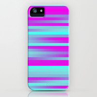 Two Colors Compositions I iPhone & iPod Case by Rain Carnival