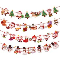 Christmas Banner Wall Decorations