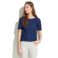 Lacebloom Top - blouses - Women's SHIRTS & TOPS - Madewell