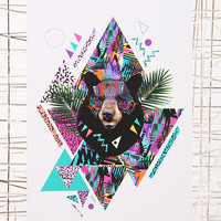 Ohh Deer Kaholawe Print - Urban Outfitters