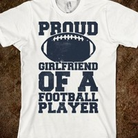 White T-Shirt | Funny Sports Dating Shirts