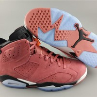 Air Jordan 6 ¡°Tomato¡± Men Basketball shoes-1