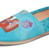 Respiratory System Casual Shoes