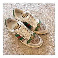 Gucci Women Men 2020 New Fashion Casual Shoes Sneaker Sport Running Shoes