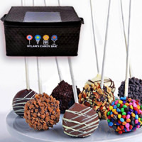 Dylan's Candy Bar Chocolate-Dipped Cake Pops | Dylan's Candy Bar