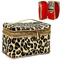 Trina Fiercely Feminine Double Zip Train Case Ulta.com - Cosmetics, Fragrance, Salon and Beauty Gifts