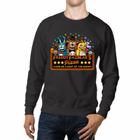 Five Nights at Freddy's Pizza Unisex Sweaters - 54R Sweater