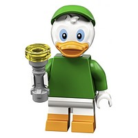 Disney Lego Minifigures Series 2 Louie Duck Tales New Opened Foil