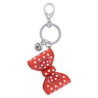 Minnie Mouse Double Bow Keychain by Disney Boutique | Disney Store