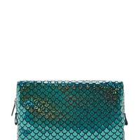 Mermaid Scale Makeup Bag