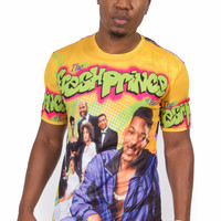 """Fresh Prince"" All Over Print Shirt"