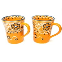 Pair of Flared Cup - Mango (GC)