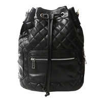 Olivia Miller Nadine Quilted Drawstring Backpack - JCPenney