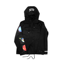 """15SS """"NOT A HUMAN"""" PLANETS FIELD PULLOVER"""