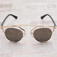 The Lookout Sunglasses - Gold