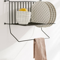 Booker Kitchen Wall Storage | Urban Outfitters
