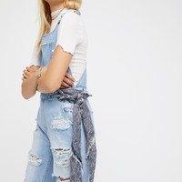 Free People Sophie Frayed Bandana
