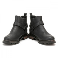 Rocket Dog Womens Black Lewis Loki Boots