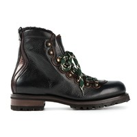 DSQUARED2 classic hiking boots