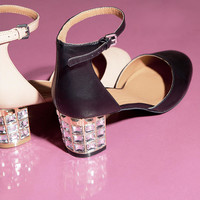 Cooperative Jeweled Heel - Urban Outfitters