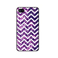 Glitter white chevron iPhone 4 Case iPhone 5/ 5s/ 5c ipod touch 4 5 Case Samsung Galaxy S2 I9100 S3 S4 case note 2 3 hard case cover