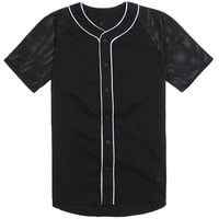 On The Byas Baseball Jersey - Mens Shirt