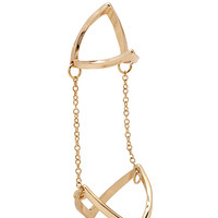 FOREVER 21 Pointed Knuckle Ring