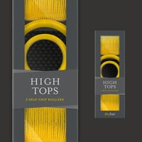 High Tops - Soft Self Grip Rollers from Drybar