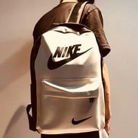 NIKE fight color backpack couple sports training backpack F-CY-MN