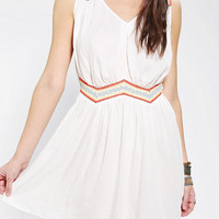 Embroidered Festival Dress