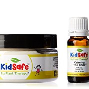 Plant Therapy Calming the Child Set. Made from 100% Pure, Undiluted, Therapeutic Grade Essential Oils.