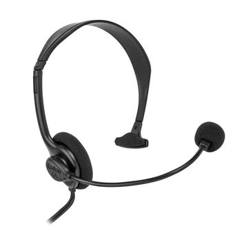 Emkay Products VR-3361 Computer On-Ear Headset with Microphone