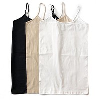Plus Layering Camisole - 3 Colors