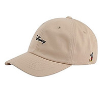 Mickey Disney Authentic Baseball Trucker Golf Sports Hats BALL CAPs Beige