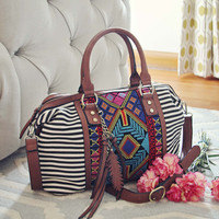 Feather Seeker Tote