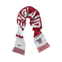 Nike England Supporters Scarf Size ONE SIZE (White)