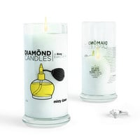 Misty Dawn Candle | Diamond Candles