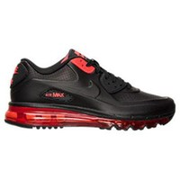 Men's Nike Air Max 2014 Leather Running Shoes