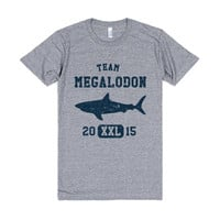 Shark Week: Team Megalodon