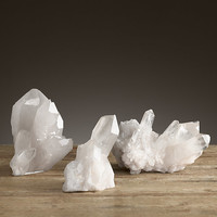 Quartz Crystal Formations
