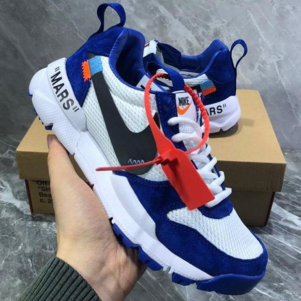 Image of OFF-White X Nike Craft Mars Yard TS NASA 2.0 Sneakers Sport Shoes
