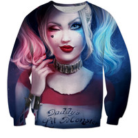 Harley Quinn — Sweater