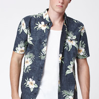 Rip Curl Ransom Short Sleeve Button Up Shirt at PacSun.com