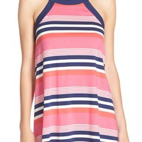 kate spade new york 'essential' print jersey chemise   Nordstrom