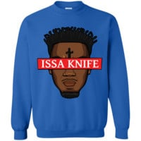 Issa Knife Sweatshirt