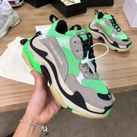 Balenciaga Fashion Men Casual Running Sport Shoes Sneakers Slipper Sandals