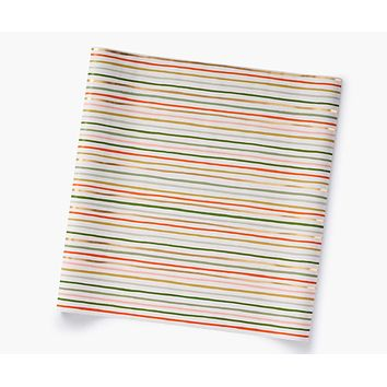 Festive Stripe Continuous Wrapping Roll